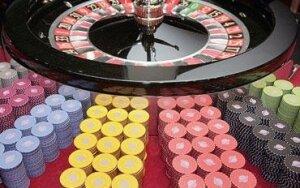 Ruletė, kazino
