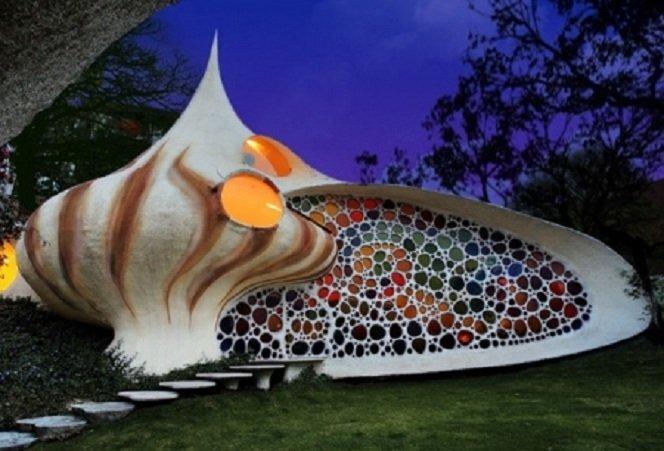 """""""Nautilus"""" namas, Mexico miestas"""