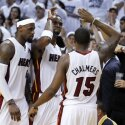 Heat ikop  NBA superfinal