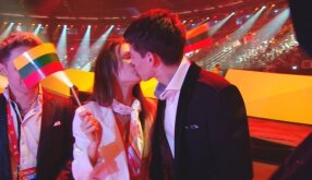 Donatas Montvydas Eurovizijos ukulisiuose