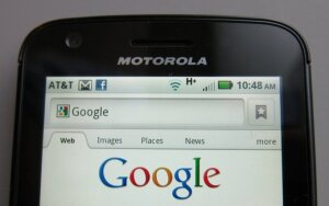 &quot;Google&quot; ir &quot;Motorola&quot;