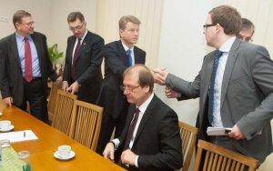 R.Paksas: naujai susirinkusiam Seimui svarbu nustatyti, ar DP byla nėra tapusi politinė