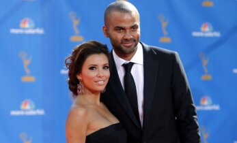Tony Parkeris ir Eva Longoria