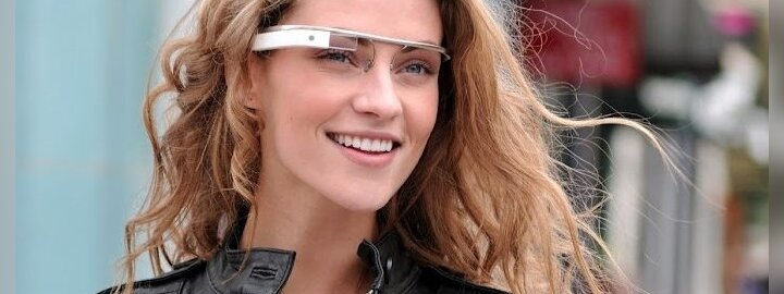 Google Glass akiniai