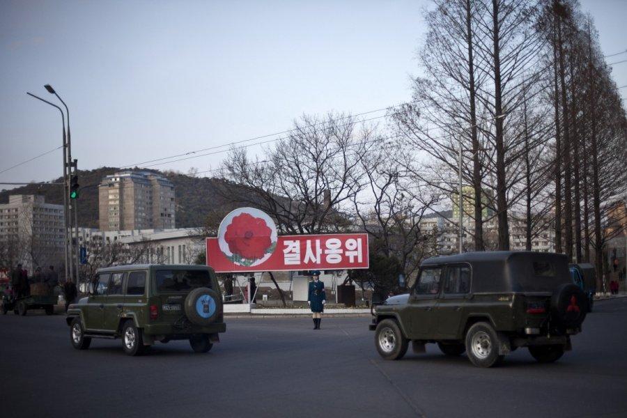 Šiaurės Korėjos viduje: šokiruojantys vaizdai atskleidžia tikrąjį Kim Jong Uno režimo siaubą Siaures-koreja-61133281